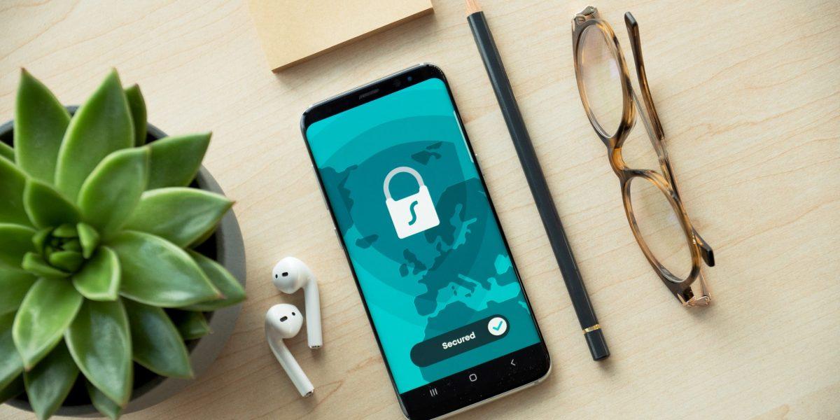 Téléphone sécurisé mot de passe